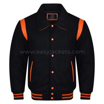 Body Black Melton Wool