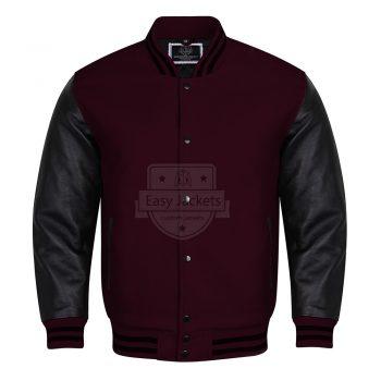 Varsity Jacket Brown